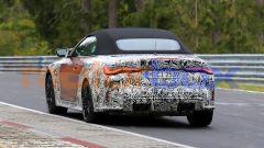 Nuova BMW M4 Cabrio, la Coupé avrà presto compagnia. Le foto spia - Immagine: 9