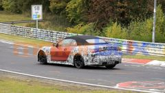 Nuova BMW M4 Cabrio, la Coupé avrà presto compagnia. Le foto spia - Immagine: 10