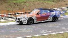 Nuova BMW M4 Cabrio 2021, prime foto spia. Ecco quando esce