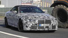 Nuova BMW M4 Cabrio: le prime foto spia
