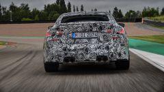 Nuova BMW M4, ci vediamo a settembre 2020