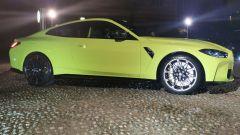 BMW M4 Competition 2021: potenza, uscita, prezzo, scheda tecnica