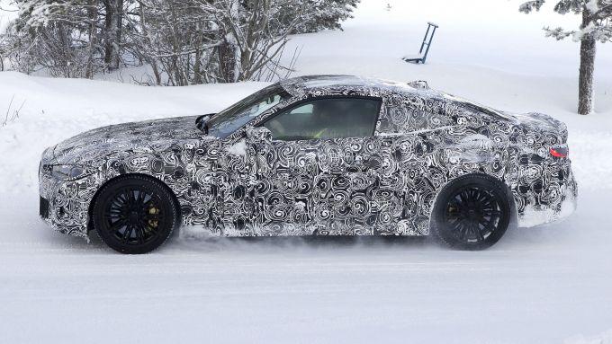 Nuova BMW M4 Coupé: pronta al lancio la nuova sportiva tedesca