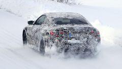 Nuova BMW M4 Coupé: trazione posteriore ma anche 4WD