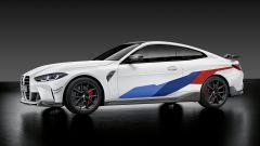 Nuova BMW M4 Coupè