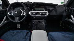 Nuova BMW M4, gli interni