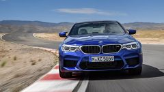 Nuova BMW M5 2018