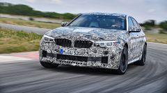 Nuova BMW M5: trazione posteriore o integrale - Immagine: 13