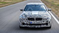 Nuova BMW M5: trazione posteriore o integrale - Immagine: 15