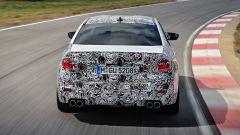 Nuova BMW M5: trazione posteriore o integrale - Immagine: 16