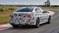 Nuova BMW M5: trazione posteriore o integrale - Immagine: 17