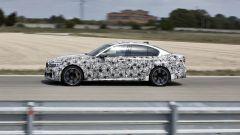 Nuova BMW M5: trazione posteriore o integrale - Immagine: 18