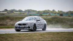 Nuova BMW M5: trazione posteriore o integrale - Immagine: 20