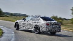 Nuova BMW M5: trazione posteriore o integrale - Immagine: 19