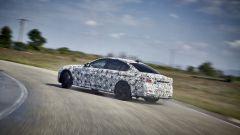 Nuova BMW M5: trazione posteriore o integrale - Immagine: 14