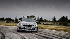 Nuova BMW M5: trazione posteriore o integrale - Immagine: 26