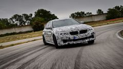 Nuova BMW M5: trazione posteriore o integrale - Immagine: 27