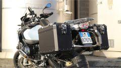 Nuova BMW R 1250 GS Adventure 2019: la valigie in alluminio