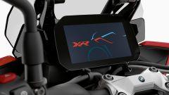 Nuova BMW S1000 XR: la strumentazione con display TFT