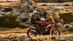Nuova BMW S1000 XR: sportourer veloce adatta anche per due