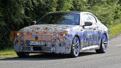 Nuova BMW Seri 2 Coupé: non avrà la grande calandra verticale della Serie 4 Coupé