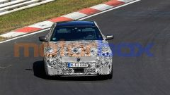 Nuova BMW Seri 2 Coupé: una fase dei collaudi in pista