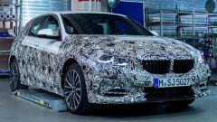 Nuova BMW Serie 1, ecco altri dettagli esterni e interni - Immagine: 3