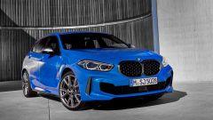 Nuova BMW Serie 1, la svolta della trazione anteriore. Prezzi - Immagine: 12