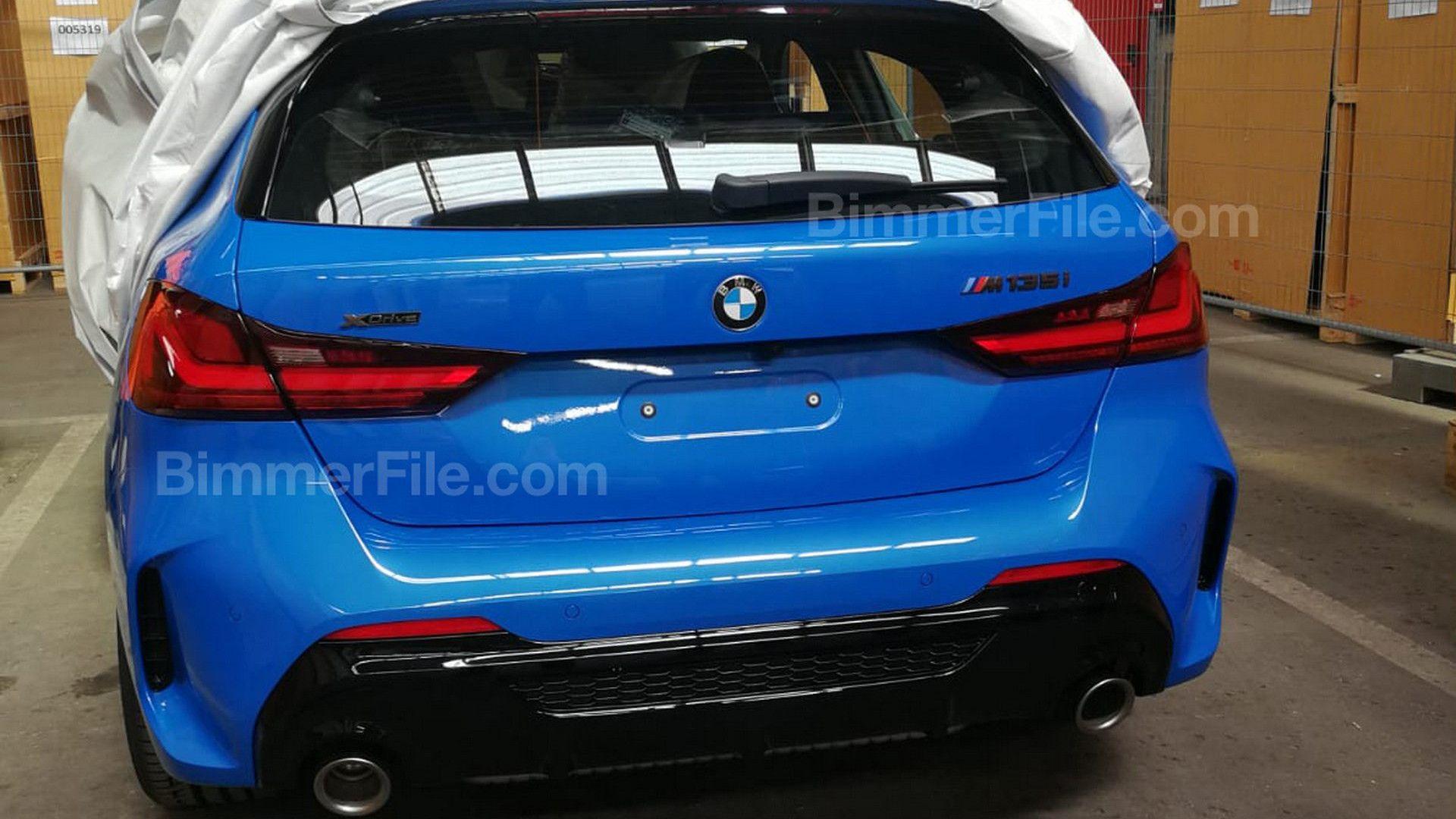 Nuova BMW Serie 1 2019: news, foto, interni, uscita ...
