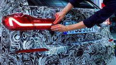 Nuova BMW Serie 1 2019, il design si mostra a poco a poco