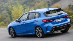 Nuova BMW Serie 1, al lancio anche in formato M135i
