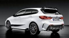 Nuova BMW Serie 1: ci sarà anche il pacchetto M Performance auto retro