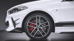 Nuova BMW Serie 1: ci sarà anche il pacchetto M Performance cerchi