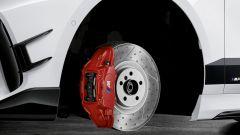 Nuova BMW Serie 1: ci sarà anche il pacchetto M Performance freni