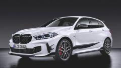 Nuova BMW Serie 1: ci sarà anche il pacchetto M Performance lato auto