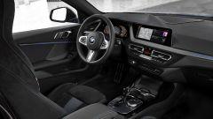 Nuova BMW Serie 1, gli interni