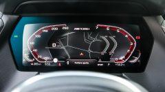 Nuova BMW Serie 1, il quadro strumenti digitale