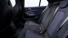 Nuova BMW Serie 1, maggiore spazio per i passeggeri di seconda fila