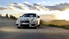 Nuova BMW Serie 1, vista frontale