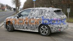 Nuova BMW Serie 2 Active Tourer: forme più moderne ed equilibrate