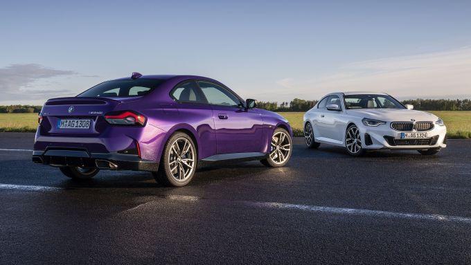Nuova BMW Serie 2 Coupé: i nuovi modelli