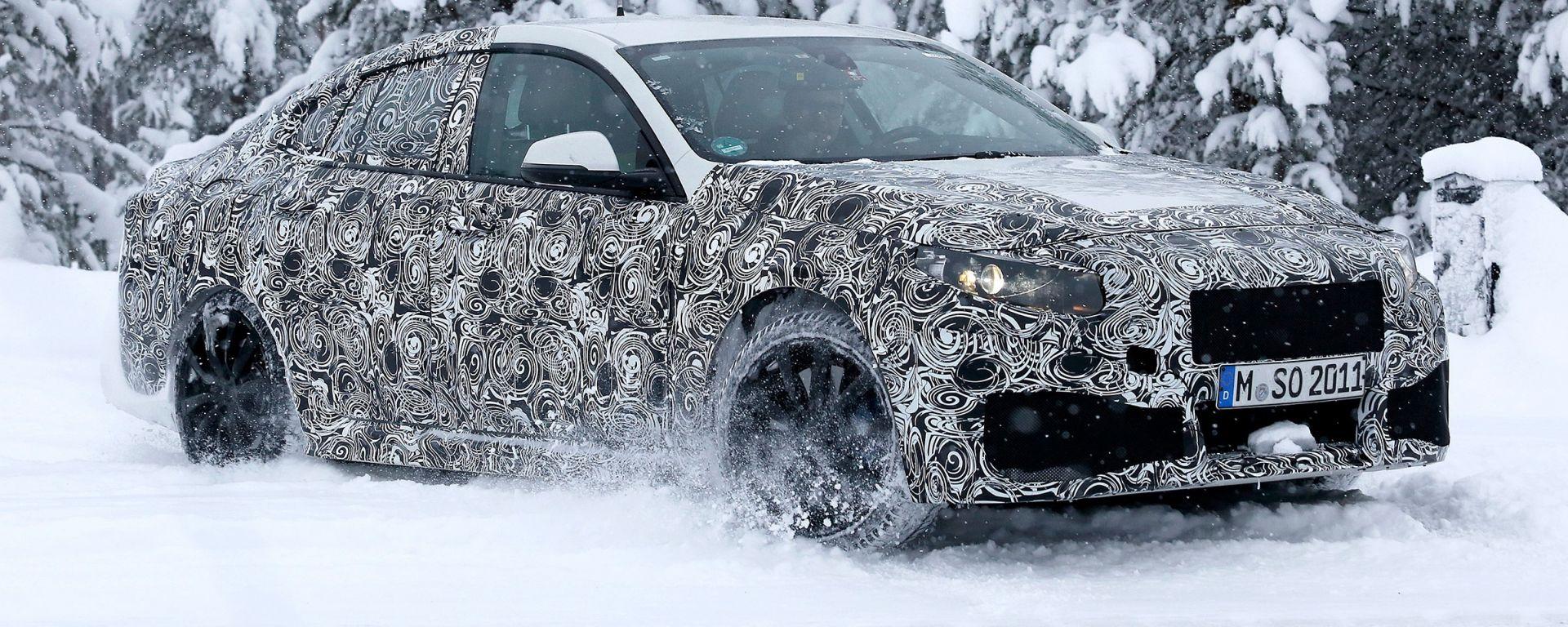 Nuova BMW Serie 2 Gran Coupé: a muso duro contro la CLA