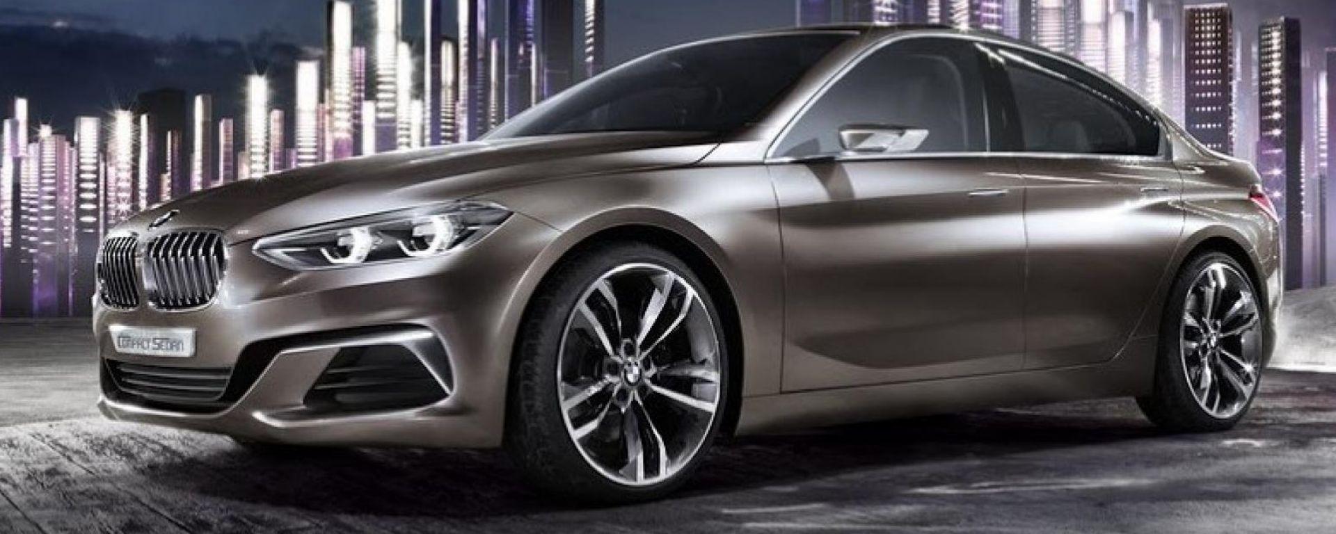 Nuova BMW Serie 2 Gran Coupé: sarà ancora a trazione posteriore