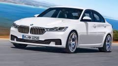 Nuova BMW Serie 3 G20: nel 2018 la berlina, poi la touring