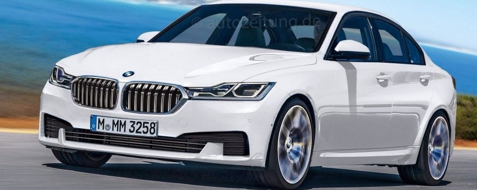 Bmw Serie 3 G20 >> Nuova BMW Serie 3 G20: nel 2018 la berlina, poi la touring ...