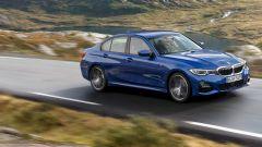 Nuova BMW Serie 3 berlina 2019, listino prezzi, motori e allestimenti