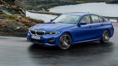 Nuova BMW Serie 3 2019: cambi, motori, dotazioni in attesa della prova