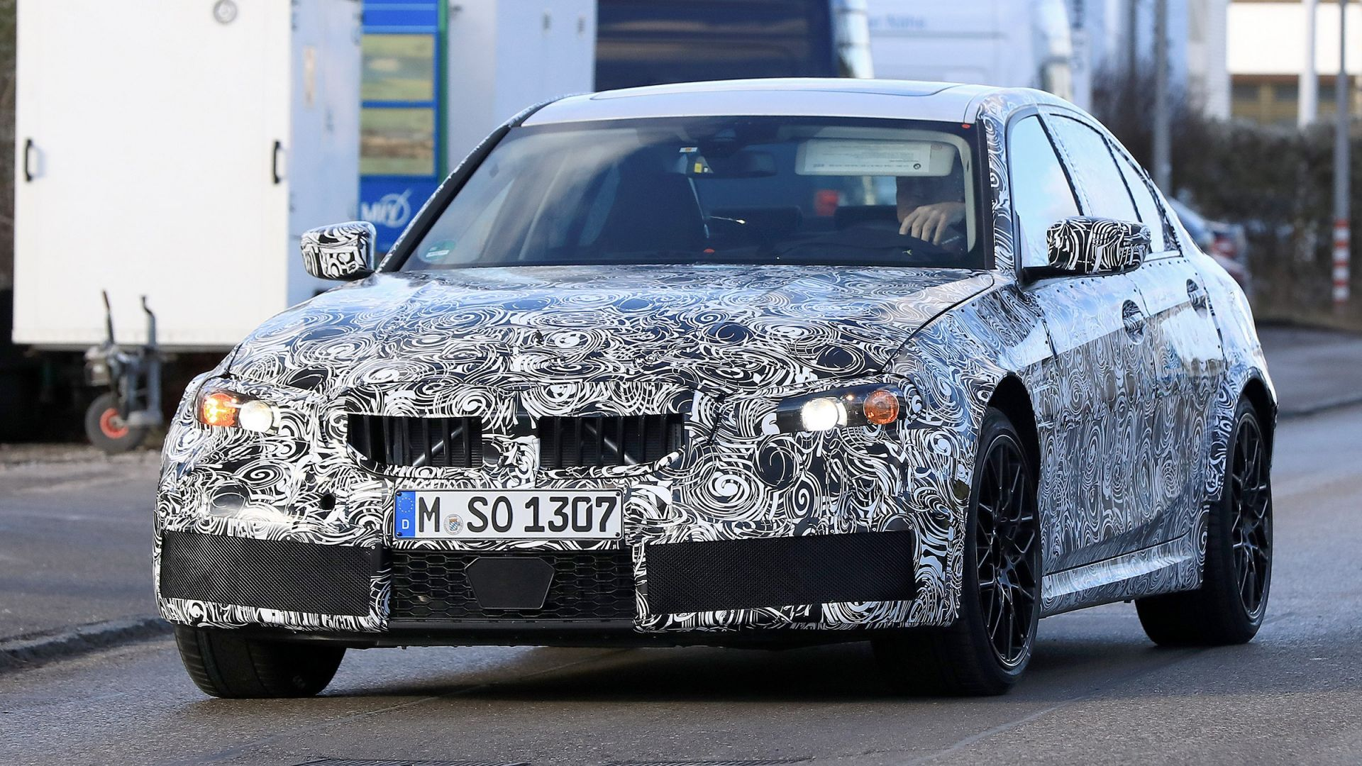 bmw serie 3 2019  in arrivo m340i e m340d m performance