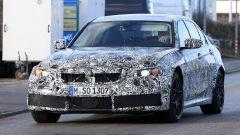Nuova BMW Serie 3 G20: cavalli ruggenti sotto la M3 - Immagine: 2