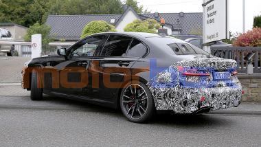 Nuova BMW Serie 3: in arrivo il facelift della media tedesca